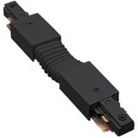 WAC Lighting J2-FLX-BK 120v Track System Black Flexible Track Connector Ceiling Light in J2