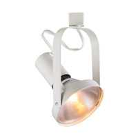 WAC Lighting L Series Line Volt Track Head in White LTK-765-WT