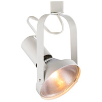 WAC Lighting LTK-765-WT TK-765 1 Light 120V White L Track Fixture Ceiling Light