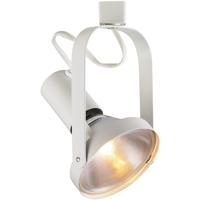 WAC Lighting JTK-765-WT TK-765 1 Light 120V White J Track Fixture Ceiling Light