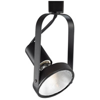 WAC Lighting JTK-765-BK TK-765 1 Light 120V Black J Track Fixture Ceiling Light