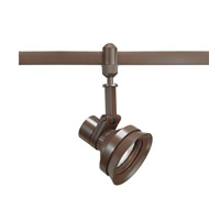 WAC Lighting Line Volt Flexrail Fixture in Bronze HM-727-DB