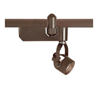 WAC Lighting Low Volt Flexrail Fixture in Dark Bronze HM-164L-DB