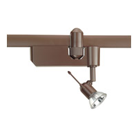 WAC Lighting Low Volt Flexrail Fixture in Bronze HM-816-DB