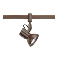 WAC Lighting Line Volt Flexrail Fixture in Bronze HM-774-DB