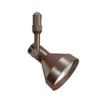 WAC Lighting Line Volt Flexrail Fixture in Bronze HM-738-DB