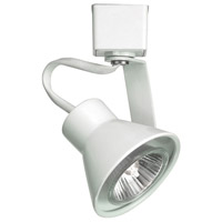 WAC Lighting HTK-103-WT Tk-103 Miniature 1 Light 120V White H Track Fixture Ceiling Light