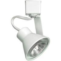 WAC Lighting LTK-103-WT TK-103 Miniature 1 Light 120V White L Track Fixture Ceiling Light