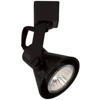 WAC Lighting JTK-103-BK TK-103 Miniature 1 Light 120V Black J Track Fixture Ceiling Light