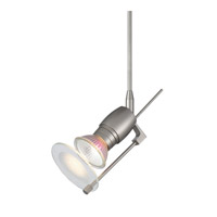 WAC Lighting Qc Fixture-No Shade/Glass-6In Ext in Brushed Nickel QF-191X6-BN photo thumbnail