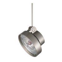 WAC Lighting Qc Fixture-No Shade/Glass-6In Ext in Brushed Nickel QF-199X6-BN