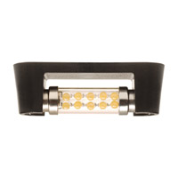WAC Lighting Led Festoon Lamp Holder Black in Black SBH-210-BK