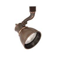 WAC Lighting J Ser. Line Voltage Track Head Par30 75W in Antique Bronze JTK-798-AB