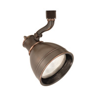WAC Lighting J Ser.Line Voltage Track Head Par38 150W in Antique Bronze JTK-799-AB