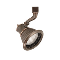 WAC Lighting LTK-794-AB 120V Track System 1 Light 120V Antique Bronze Line Voltage Directional Ceiling Light in L Track
