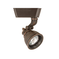 120V Track System 1 Light 12V Antique Bronze Low Voltage Directional Ceiling Light in 50, J/J2 Track