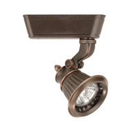 WAC Lighting J Series Low Volt Track Head 50W in Antique Bronze JHT-886-AB