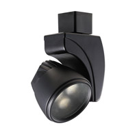 WAC Lighting Led Track Fixture - 9W Warm White Flood in Black H-LED9F-WW-BK