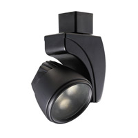 WAC Lighting Led Track Fixture - 9W Cool White Flood in Black H-LED9F-CW-BK