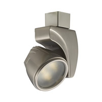 120V Track System 1 Light Brushed Nickel LEDme Directional Ceiling Light in 4500K, 25 Degrees, L Track