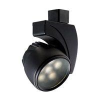 WAC Lighting Led Track Fixture - 18W Warm White Spot in Black H-LED18S-WW-BK