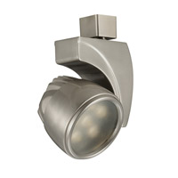 WAC Lighting Led Track Fixture - 18W Warm White Spot in Brushed Nickel L-LED18S-WW-BN