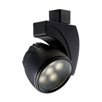 WAC Lighting Led Track Fixture - 18W Warm White Flood in Black J-LED18F-WW-BK