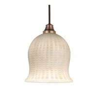 WAC Lighting Line Voltage Canopy Mount Pendant Kit in Antique Bronze PLD-F1-483IV/AB photo thumbnail