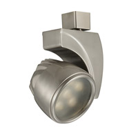 120V Track System 1 Light Brushed Nickel LEDme Directional Ceiling Light in 4500K, 25 Degrees, J Track