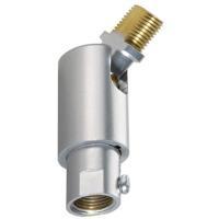 WAC Lighting SK14-BN 120v Track System Brushed Nickel Sloped Ceiling Adapter