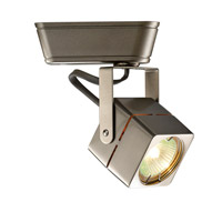 WAC Lighting L Series Low Volt Track Head 50W in Brushed Nickel LHT-802-BN