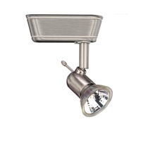 WAC Lighting L Series Low Volt Track Head 50W in Brushed Nickel LHT-816-BN