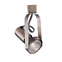 WAC Lighting JTK-763-BN TK-763 1 Light 120V Brushed Nickel J Track Fixture Ceiling Light