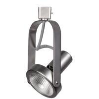 WAC Lighting JTK-764-BN TK-764 1 Light 120V Brushed Nickel J Track Fixture Ceiling Light
