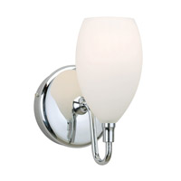 WAC Lighting Lauren Wall Sconce - 12V 50W in Chrome WS61-G613WT/CH