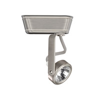 WAC Lighting L Series Low Volt Track Head 75W in Brushed Nickel LHT-180L-BN