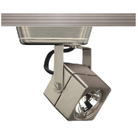 WAC Lighting HHT-802L-BN HT-802 1 Light 120V Brushed Nickel H Track Fixture Ceiling Light in 75