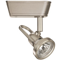WAC Lighting JHT-826L-BN HT-826 1 Light 120V Brushed Nickel J Track Fixture Ceiling Light in 75, J/J2 Track