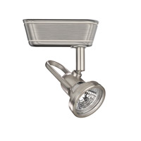 WAC Lighting L Series Low Volt Track Head 75W in Brushed Nickel LHT-826L-BN