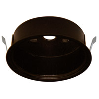 WAC Lighting HR-LED-COV-DB Undercabinet Lighting Dark Bronze Button Light Retrofit Housing