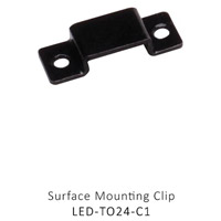 Outdoor LED Tape Accessories 1 inch LED Tape Outdoor Mounting Clip
