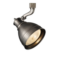 WAC Lighting L Ser. Line Volt Track Head Par38 150W in Antique Nickel LTK-799-AN