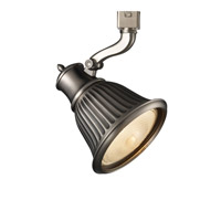 WAC Lighting L Ser.Line Voltage Track Head Par38 150W in Antique Nickel LTK-795-AN