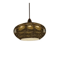 WAC Lighting Low Volt Pendant With Pld-Htk501 Socket in Dark Bronze HTK-534SM/DB