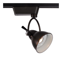 WAC Lighting Ledme Track Luminaire in Antique Bronze H-LED710F-WW-AB