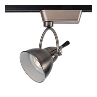 WAC Lighting Ledme Track Luminaire in Antique Nickel H-LED710F-WW-AN