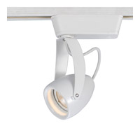 WAC Lighting Ledme Track Luminaire in White H-LED810F-WW-WT