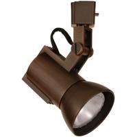 WAC Lighting JTK-773-AB Radiant 1 Light 120V Antique Bronze J Track Fixture Ceiling Light