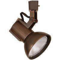 WAC Lighting HTK-774-AB Radiant 1 Light 120V Antique Bronze H Track Fixture Ceiling Light