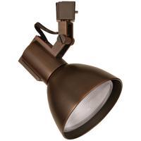 WAC Lighting LTK-775-AB L Track - Line Voltage Track Head 1 Light 120V Antique Bronze Track Lighting Ceiling Light